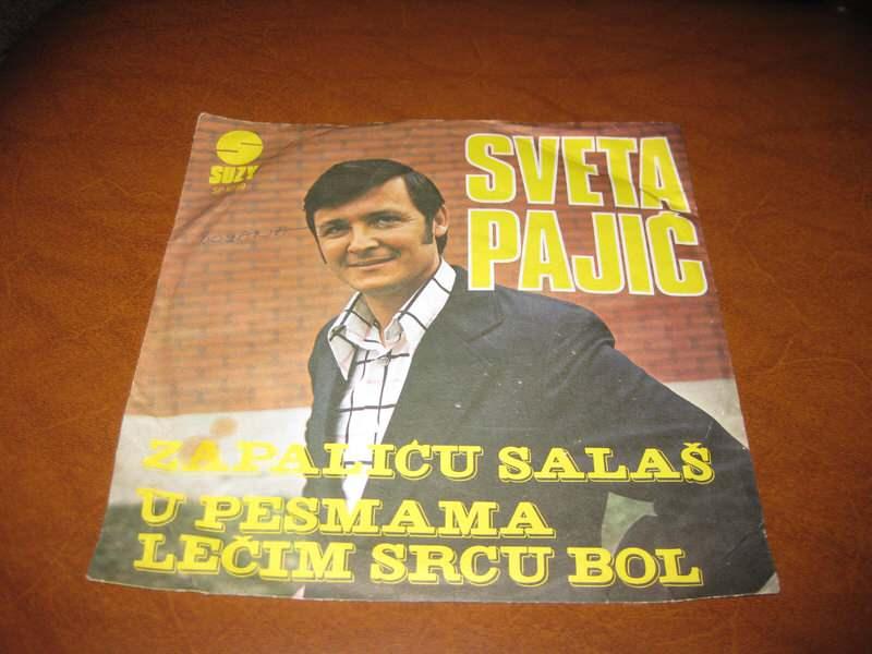 Sveta Pajić - Zapaliću Salaš / U Pesmama Lečim Srcu Bol