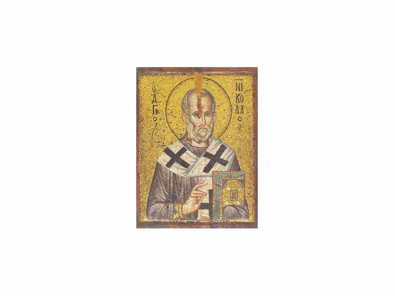 Sveti Nikola od skoljke