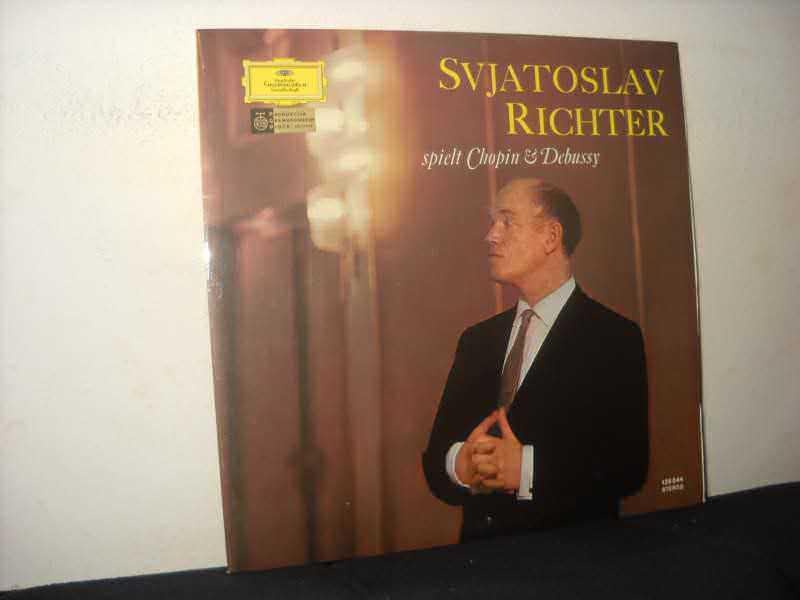 Sviatoslav Richter - Spielt Chopin & Debussy