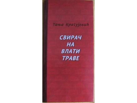 Svirač na vlati trave  Tanja Kragujević