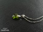 Swarovski ogrlica crystal Heart