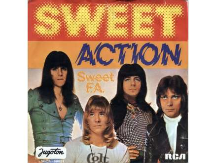 Sweet, The - Action
