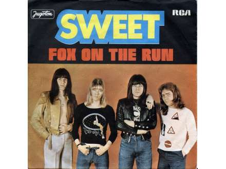 Sweet, The - Fox On The Run