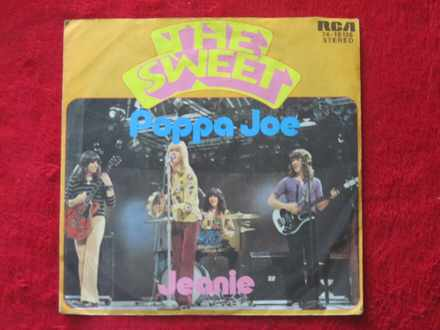 Sweet, The - Poppa Joe