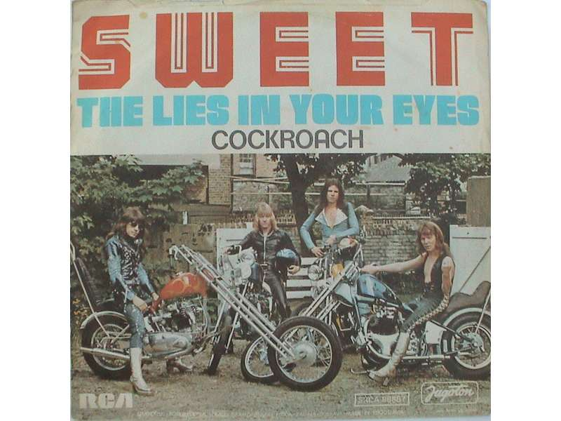 Sweet, The - The Lies In Your Eyes