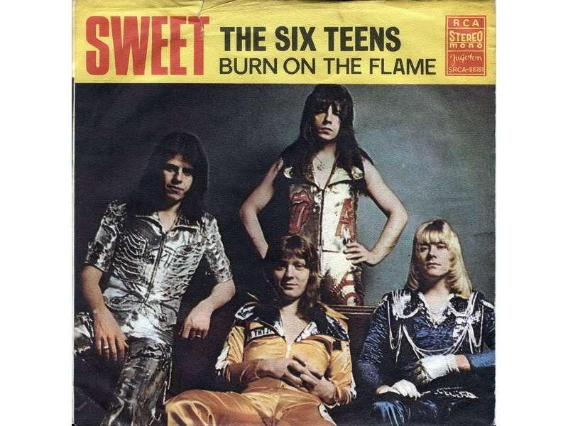 Sweet, The - The Six Teens