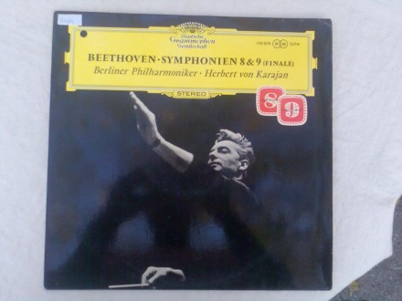 Symphonies N° 8 & 9 (1ᵉʳᵉ Partie)
