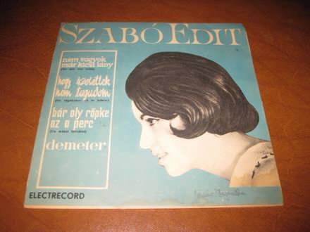 Szabó Edit - Nem vagyok Már kicsi lány