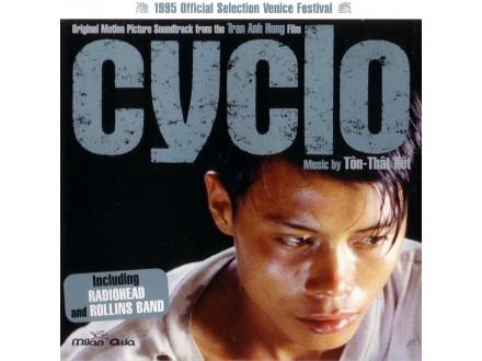 Tôn-Thât Tiêt - Cyclo - Original Motion Picture Soundtrack