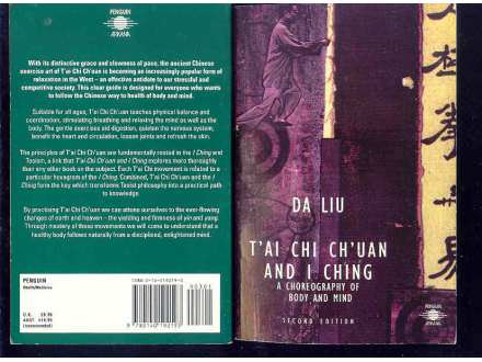 T`AI CHI CH`UAN AND I CHING - DA LIU