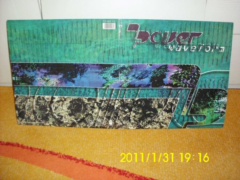 T POWER - Waveform 2LP