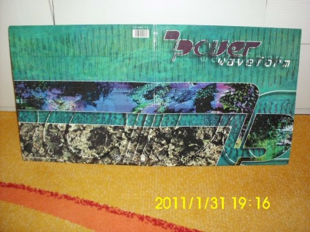 T POWER - Waveform