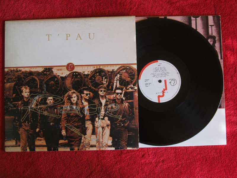 T`Pau - Rage