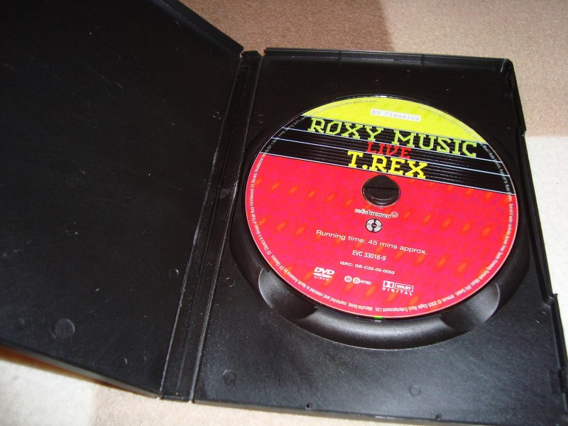 T.Rex, Roxy Music - The Best Of MusikLaden Live Double Feature