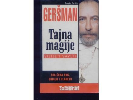 TAJNA MAGIJE - GERSMAN