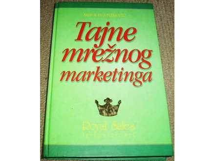 TAJNE MREŽNOG MARKETINGA - Mira Ivanišević