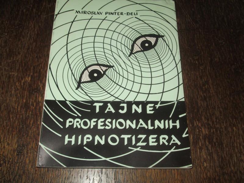 TAJNE PROFESIONALNIH HIPNOTIZERA
