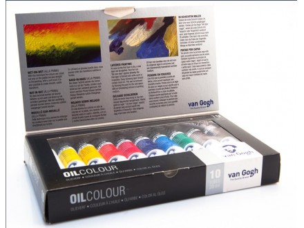 TALENS Van Gogh uljane boje set 02820410