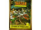 TARZAN  POTRAGA ZA DRAGULJIMA - MINT - Biblioteka Ara