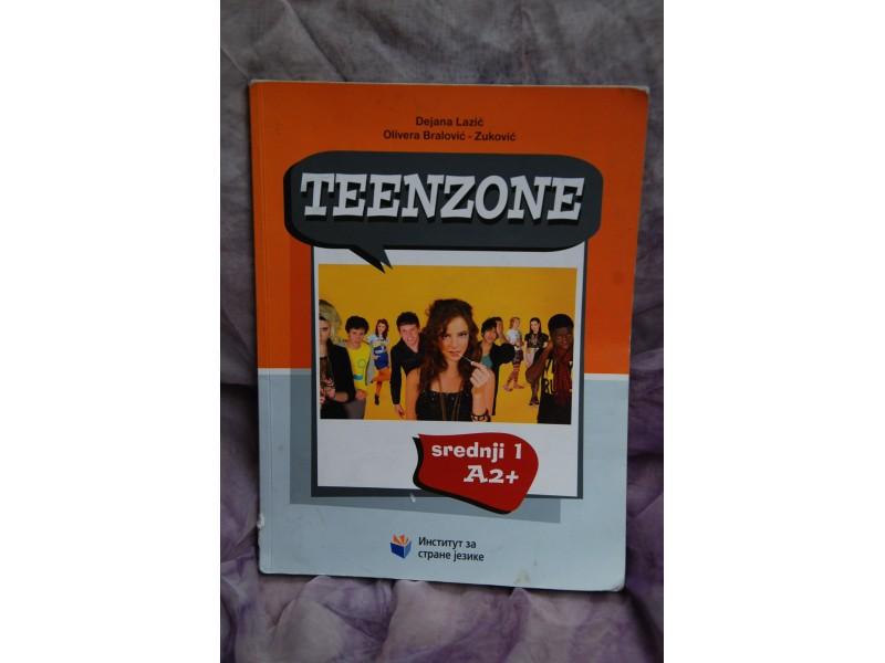 TEENZONE A2+ srednji 1 - ENGLESKI JEZIK