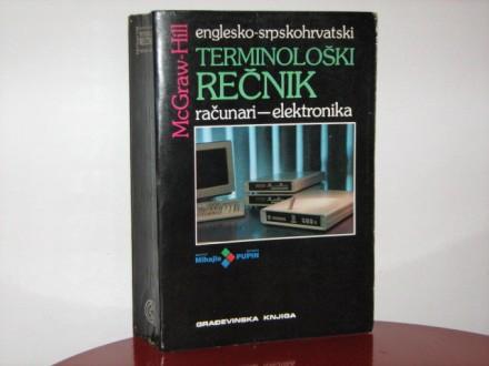 TERMINOLOŠKI REČNIK / RAČUNARI - ELEKTRONIKA
