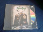 THE ADDAMS FAMILY - LASER DISC