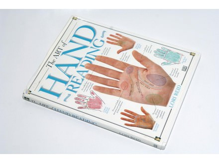 THE ART OF HAND READING - LORI REID