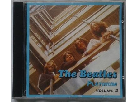 THE BEATLES - PLATINUM VOLUME 2