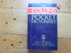 THE COLLINS POCKET DICTIONARY NA ENGLESKOM