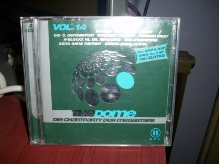 THE DOME  Vol. 14