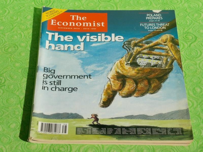 THE ECONOMIST 20-26.09.1997.