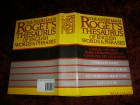 THE EVERYMAN ROGET`S THESAURUS OF ENGLISH WORDS