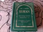 THE GLORIOUS KURAN - English and Arabic RETKO