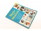 THE GOLDEN STAMP BOOK OF ROCKS AND MINERALS