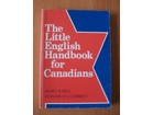THE LITTLE ENGLISH HANDBOOK FOR  CANADIANS,Bell/Corbet