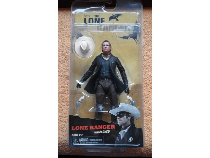 THE LONE RANGER / LONE RANGER - UNMASKED