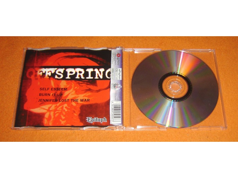 THE OFFSPRING - Self Esteem (CD maxi) Made in Germany
