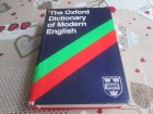THE OXFORD DICTIONARY OF MODERN ENGLISH