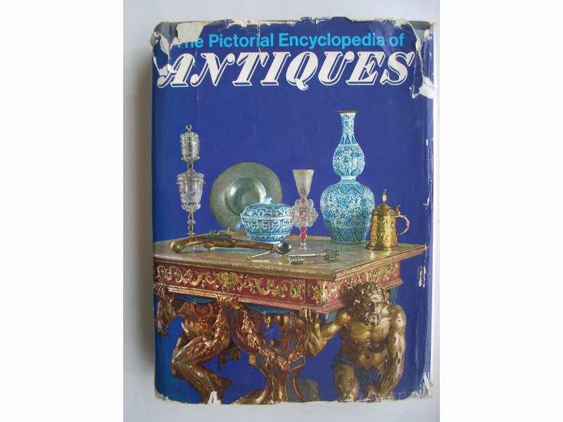 THE PICTORIAL ENCYCLOPEDIA OF ANTIQES - Jan Durdik i dr