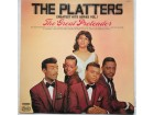 THE  PLATTERS  -  Greatest hits series vol.1 (U.K.)