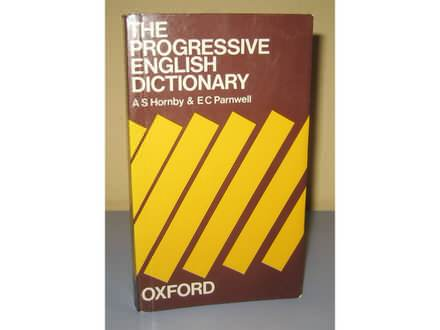THE PROGRESSIVE ENGLISH DICTIONARY