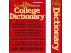 THE RANDOM HOUSE COLLEGE DICTIONARY
