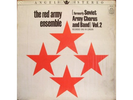 THE RED ARMY ENSEMBLE - VOL.2