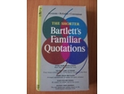 THE SHORTER BARTLETTS FAMILIAR  QUOTATIONS