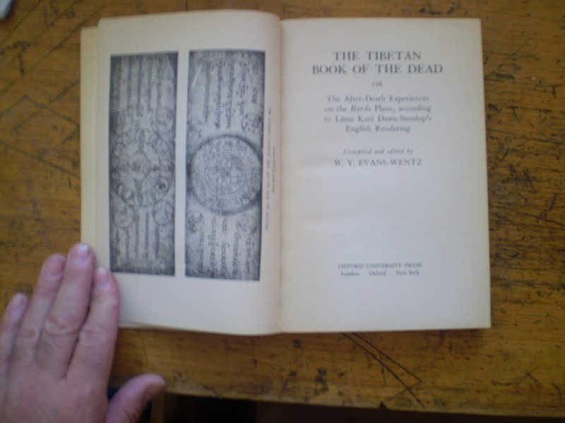 THE TIBETIAN BOOK OF DEAD