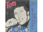 TOM JONES I'll never fall in love again