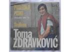 TOMA  ZDRAVKOVIC  -  POSLEDNJE  PISMO
