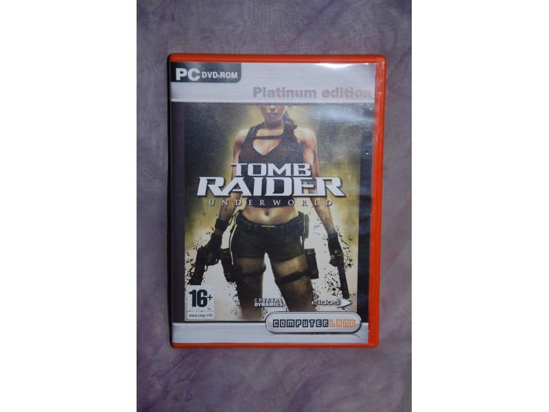 TOMB RAIDER Igrica za kompjuter