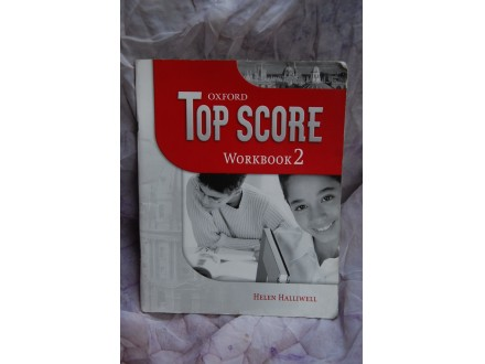 TOP SCORE work book 2