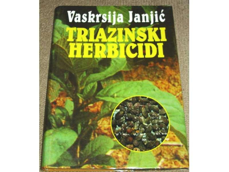 TRAIZINSKI HERBICIDI - Dr Vaskrsija Janjić